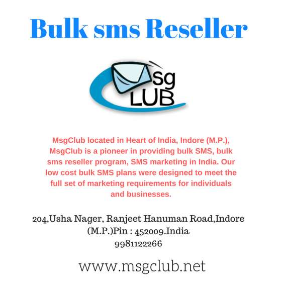 Bulk sms reseller business is undoubtedly