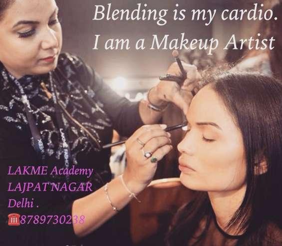 Top makeup academy in new delhi | lakme