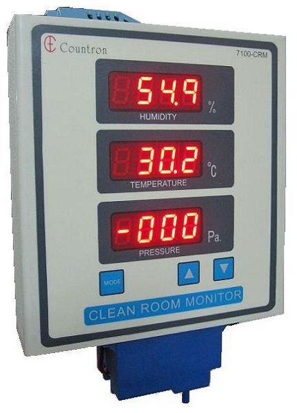 Humidity meter - easy to control the moisture of environment - countronics