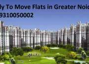 Ready to move flats are waiting for you in greater noida
