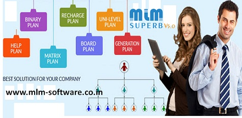 Online mlm software company