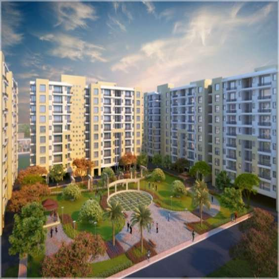 3 bhk semi furnished flats in mona city in sector-115 in mohali