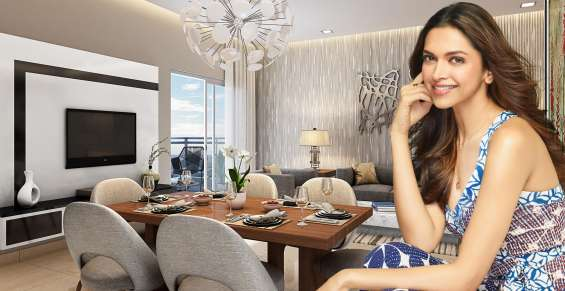 Low price, 3 bhk flats @ bsp- rs. 3600 psf with ace city