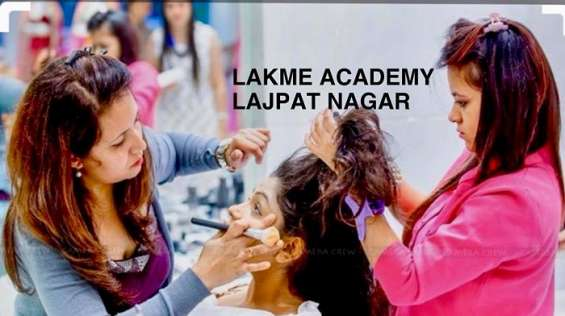 Best hair care course academy lakme academy in Delhi