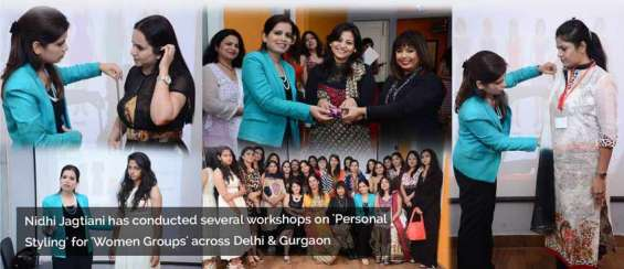 Best personality development classes in delhi, gurgaon with image makeover, soft skills an