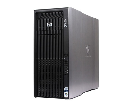 Hp z800 workstation amazing price for rental in hyderabad