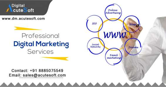 Acutesoft solutions is best online  marketing services company in hyderabad and ranked as best seo company in hyderabad by implementing creative seo techniques& strategies  provide.