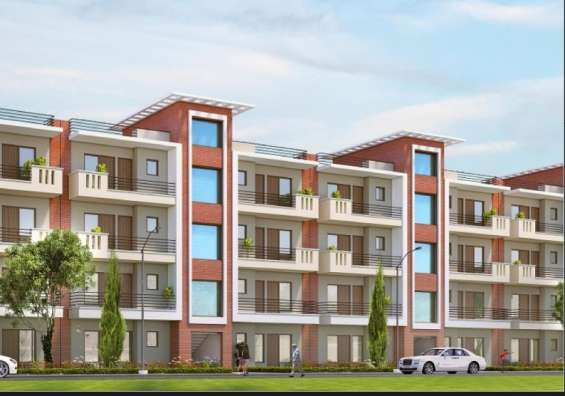 2 bhk luxurious floors in gillco palms in sector-115 in mohali