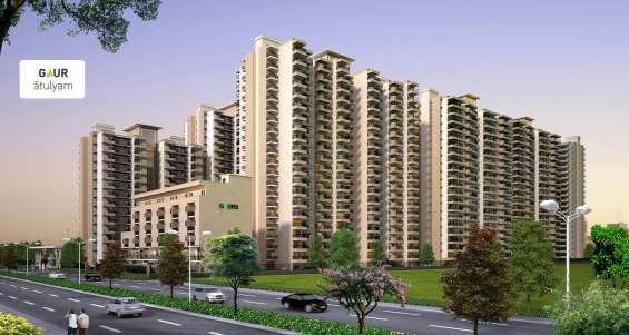 Buy 2 bhk flat with gaur atulyam at greater noida