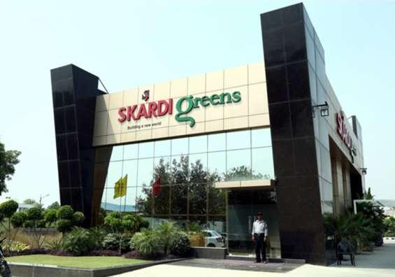 Buy profitable skardi shops area 269 - rs. 64 lacs