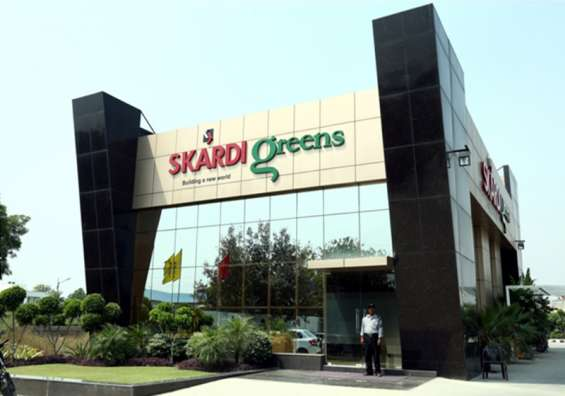 Buy skardi shops in just rs. 64 lacs at ghaziabad