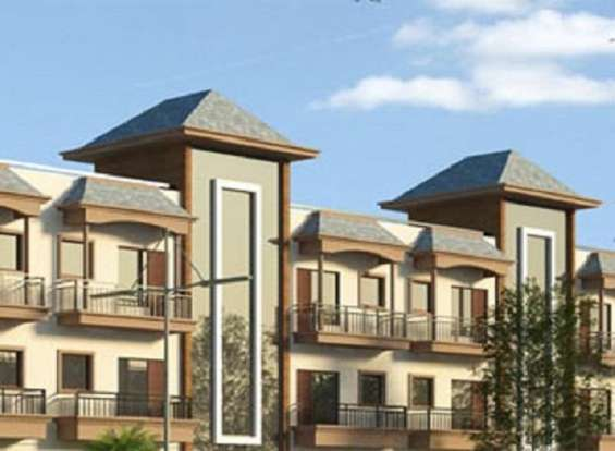 3 bhk independent floors in gbp camellia in kharar
