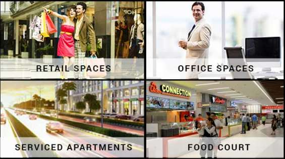 +91-9582095758 retail shops for sale in noida central mmr group