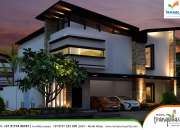 Best villas for sale in kismatpur with high-quality specifications-ramkytranquillas