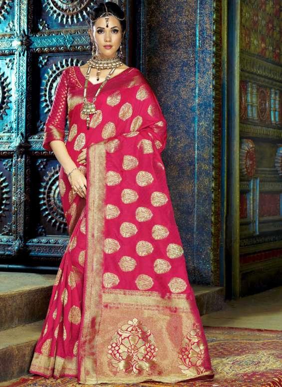 e5c77a6e7f9f79 Buy pure kanchipuram silk sarees online at mirraw in Mumbai ...