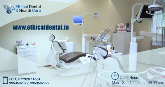 Ethical dental and health care: best dentist in noida