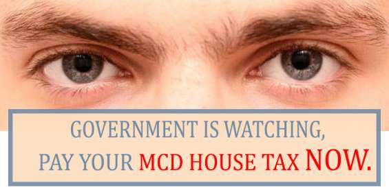 Mcd house tax online payment