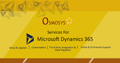 Microsoft dynamics crm services