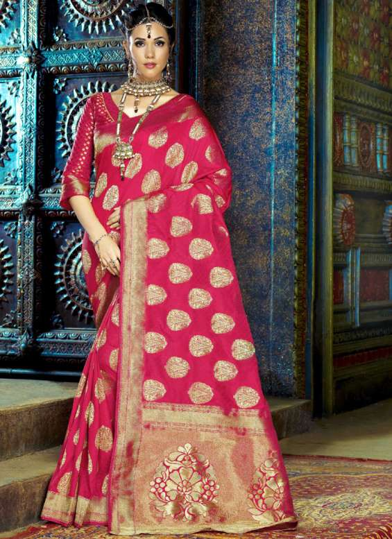 Buy pure kanchipuram silk sarees online | special offers
