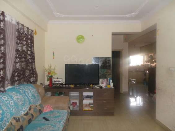 For rent, 2 bhk, apartment, rajarajeshwari nagar, bangalore, near global village