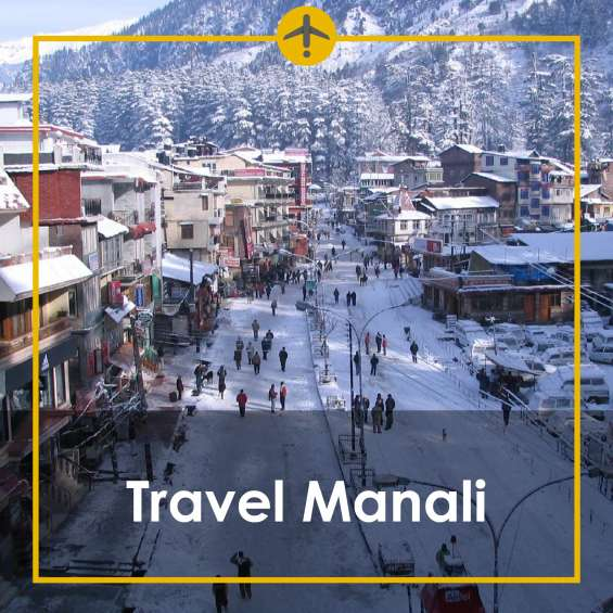 Manali tour-budgeted : 3 nights-4 days