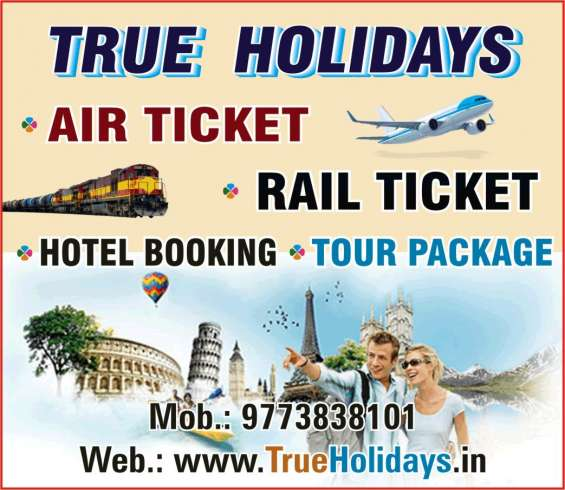Pictures of Air ticket, travel agency, travel agent in gurugram 3