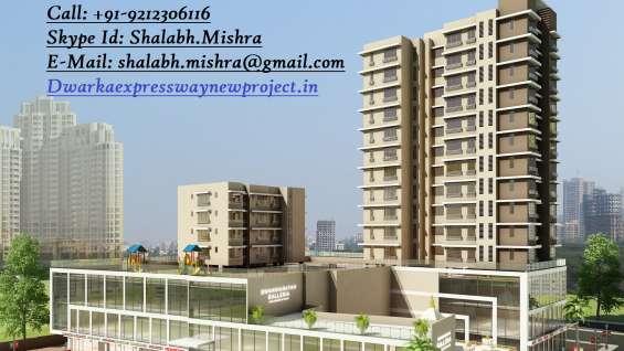 2 bhk flats on dwarka expressway | 9212306116