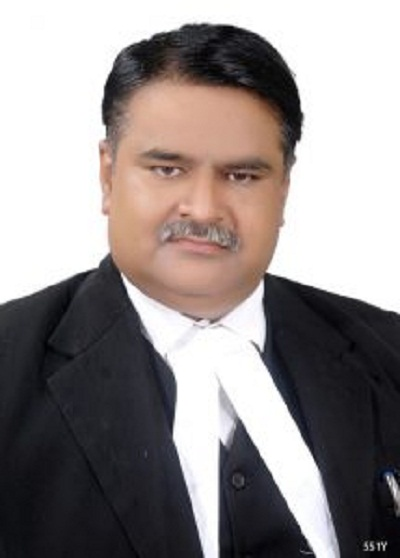 Amongst the specialized advocate in lucknow. he practiced 17 years in allahabad and at luc