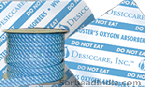 Oxygen absorbers are revolutionized to increase the shelf life of dehydrated food; the existence of oxygen reduces the storage life of food and causes oxidative deterioration.