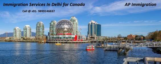 Canada australia immigration services in delhi