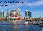 Canada australia immigration services in delhi