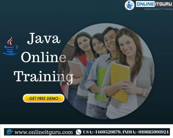 Java online training bangalore | java online course