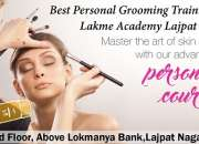 Top personal grooming course|lakme academy