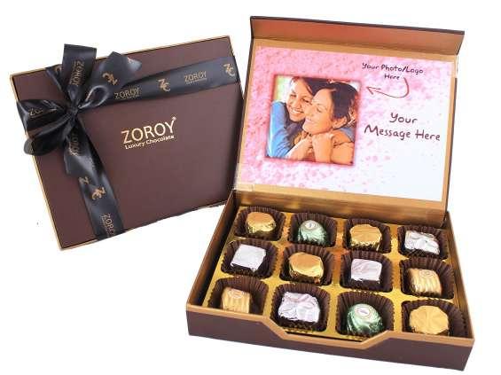 Zoroy | buy online wedding personalized chocolates