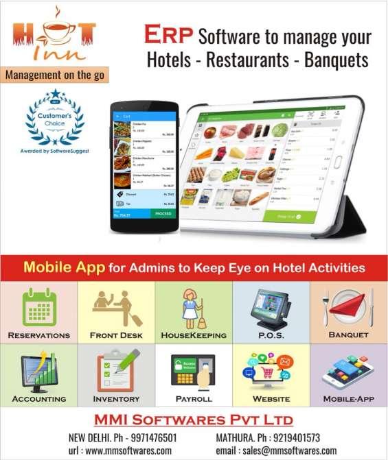 Banquet management software