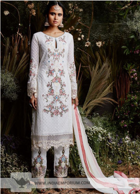 Buy designer salwar kameez to india emporium store