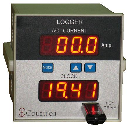 Data logger - easy to records environment conditions - countronics