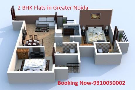 Flats for the modern lifestyle to ensure high comforts