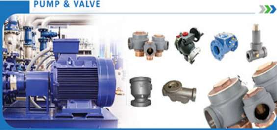 Industrial casting products