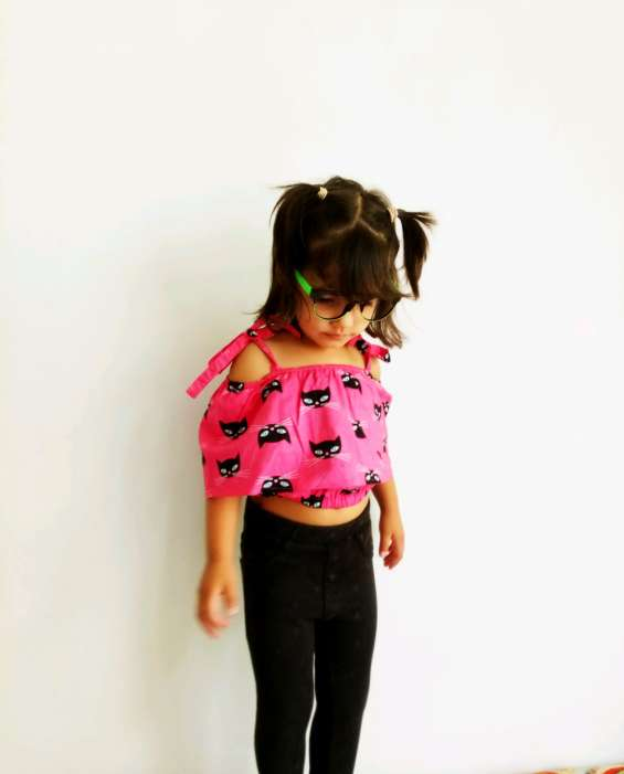 Naughty pretty top at foreverkidz