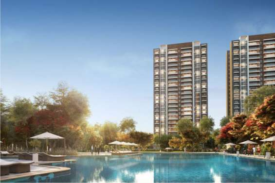 Pictures of Sobha city - pay 10% now rest on possession: possession in 2020 3