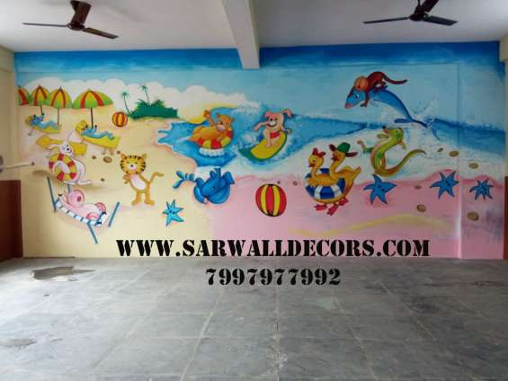 Recently completed school photos in hyderabad