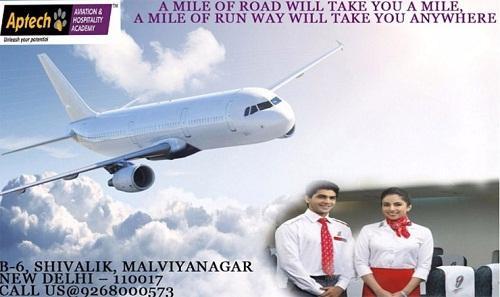 Top cabin crew institute in delhi |aptech malviya nagar