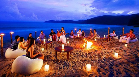 Goa package for 4 nights / 5 days rs 6,296/-