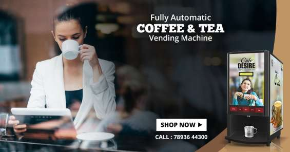 Coffee machine online