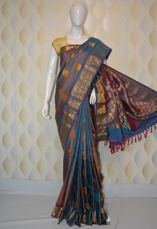 Shop for south indian silk sarees online