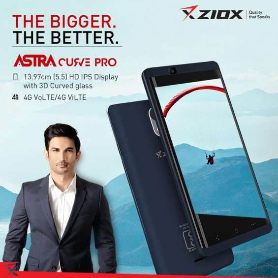 Ziox mobile prices | mobile brands in india