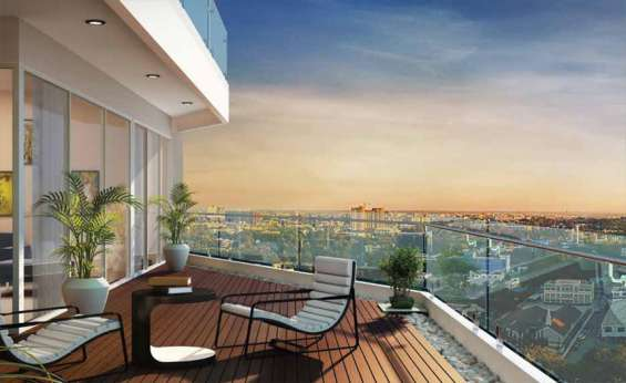 Pictures of Godrej meridien - 2/3/4 bhk ultra luxury project in sector 106, gurgaon 2
