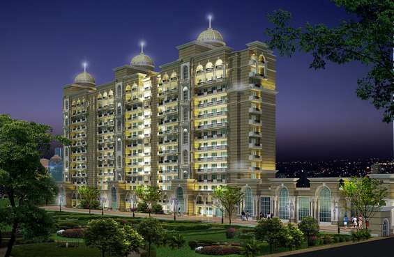 Pictures of Purvanchal kings court - luxury 3bhk+servant flats in gomti nagar 2