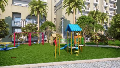 Pictures of Purvanchal kings court - luxury 3bhk+servant flats in gomti nagar 3